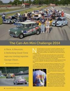 2014 MC2 Can-Am Mini Challenge