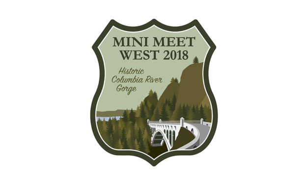 45th Annual Mini Meet West 2018 in The Columbia River Gorge